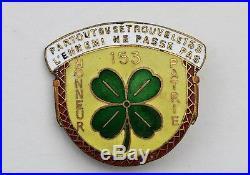 153° R. I. F. Régiment d'Infanterie de Forteresse, fab. J. PREVOT NANCY