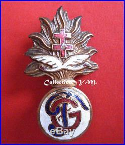1939/2° GM/WW. II- Peloton Frontalier de la 4° LGRM- Garde Frontière/Gendarmerie