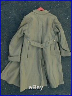 1940 Manteau Officier Medecin Infanterie Coloniale + 3 Pantalons + Nominatif