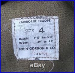 1945 dated British para Denison smock