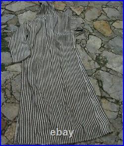 277g ANCIENNE DJELLABA LIBERATION GOUMIER TABOR MAROCAIN WW2