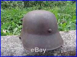 A voir ancien casque allemand militaire militaria