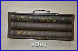 Accessoire Parachutages Sas-maquis -resistance-container Obus Mortier Anglais