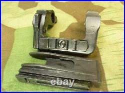 Adaptateur et Montage Lunette ZF41 Allemand GM ZF-41 WWII
