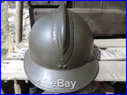 Adrian Mle 26 Infanterie taille 62 Carpentier France 40 WW2 39-45 maginot