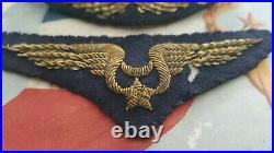 Ailes aviation armée de l'air croissant Levant FAFL 39 45