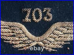 Ailes aviation armée de l'air pilote officier 39 45