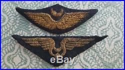 Ailes cannetille aviation armée de l'air pilote levant 39 45
