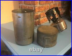 Ancien Réchaud COLEMAN Militaire US M 1942 WW2 1945 Stove Lampe Pression Army