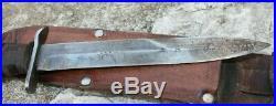 Ancien couteau ww2 us m-3 u t1ca  militaire