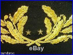 Ancien képi de général de Gendarmerie Officier indochine 39-45 14-18 obsolète