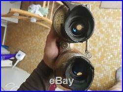 Ancienne paire de jumelle, allemande ww2
