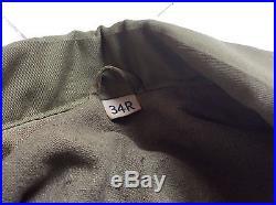 Auth blouson US ARMY FAFL WW2 WWII 2ème GM Field Jacket M41 M-41 pas de copie