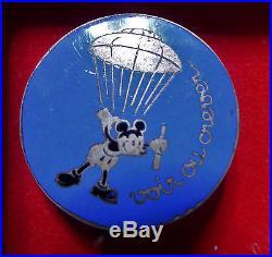 Aviation Aerostier Walt Disney mickey VOIR ou CREVER compagnie Aerostier
