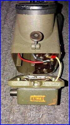 BC-611 + antenne gonio + coupling 1387 original ww2