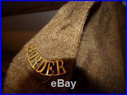 BLOUSON ANGLAIS BATTLE DRESS PATTERN 37 daté 1940