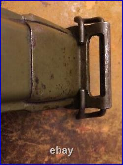 Baïonnette Fusil M1 Garand Springfield Seconde Guerre WW2