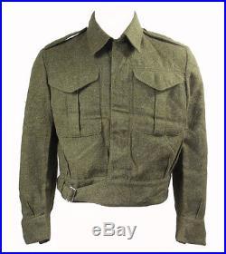 Battledress Canadien -1944- WW2 (matériel original)