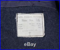 Battledress RAF -1943- BRITISH ARMY WW2 (matériel original)