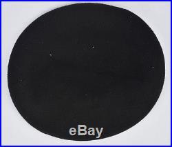 Béret noir de tankiste Anglais -1944- GB WW2 (matériel original)