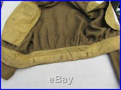 Blouson Battle Dress Canadien 1943 Pattern 37 Original Ww2