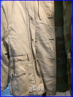 Blouson Camouflé Soldat Allemand WW2