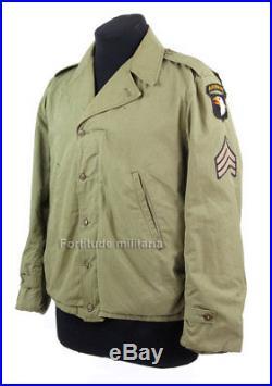 Blouson M41, 101è Airborne -US ARMY WW2 (matériel original)