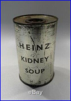 Boite de soupe auto chauffante HEINZ ration Anglaise ww2 tommy SAS soe OSS d-day