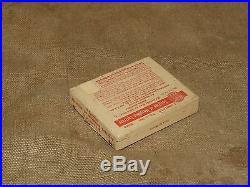 Boite morphine pleine medic originale US ARMY WWII Morphine full box medic