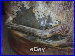 Boitier allemand original ww2 camouflé 2 tons sans casque