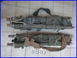Brancard Allemand Wehrmacht WW2 Normandie German Stretcher bearer Krakentrager