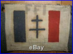 Brassard FFI WW2