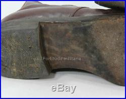 Brodequins Français M29 WW2 (matériel original)