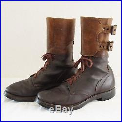 Buckle boots US WW2 et Indo Brodequins à jambières