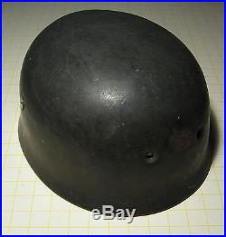 Casque Allemand Et71 M38 Paratrooper Seconde Guerre Mondiale Ww2