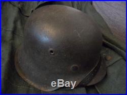 CASQUE ALLEMAND Mod 42 WW2