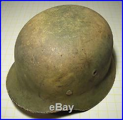 Casque Allemand Stahlhelm Seconde Guerre Mondiale (1939-1945) Ww2