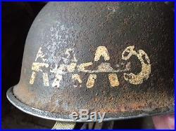 Casque americain aaao bon etat de la seconde guerre mondiale ww2 casque americain aaao bon etat de la seconde guerre mondiale ww2 altavistaventures Choice Image