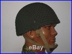 CASQUE PARACHUTISTE GB / HSAT Mark II REPRODUCTION