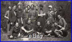 Cagoule de montagne Chantiers de la Jeunesse CJF Partisans Maquis RARE