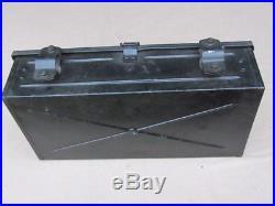 Caisse A Munitions De Velo Allemand Ww2 Nsu Truppenfahrrad 1940 Wh