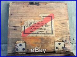 Caisse allemande pour accessoires 9s. Mi. 35