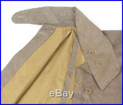 Cape anti-pluie Anglaise du BEF -1940- WW2 (matériel original)