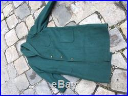 Cape chantier ww2 veste de jeunesse CJF bourgeron ww1 hôpital militaire lin