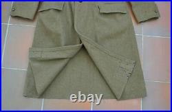 Capote Troupe Armee Francaise Mle 1938 100% Originale 1939-1940 Occasion