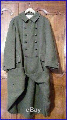 Capote modèle 1922. France 40. 1940. Datée 1939