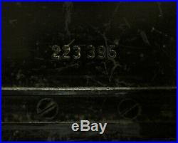 Carl Zeiss Jena blc Rm-F 12X60 für Em 4m R40 n°223 396