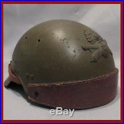 Casque Adrian Dca Artillerie 1936