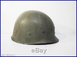 Casque Américain US états-unis libération Normandie 1944 FFL FFI 39-45