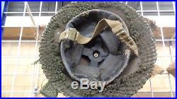 Casque Anglais MK-II WWII /British helmet MKII WWII